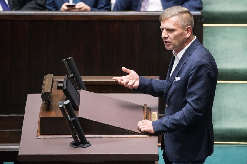 Bartosz Arłukowicz /Aleksandra Szmigiel /Reporter