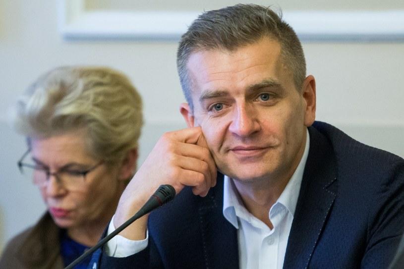 Bartosz Arłukowicz /Fot Tomasz Jastrzebowski /Reporter