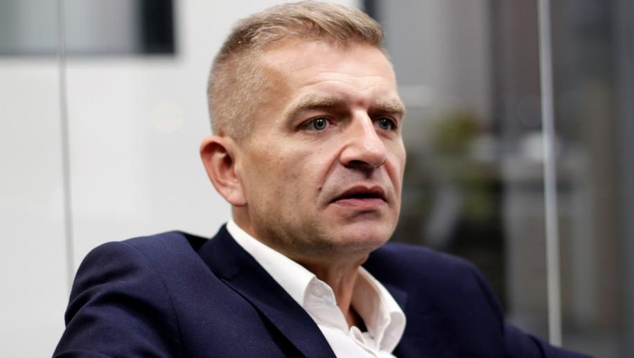 Bartosz Arłukowicz /Michał Dukaczewski /RMF FM