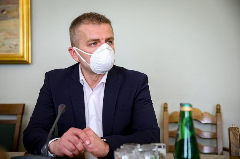 Bartosz Arłukowicz /Andrzej Iwańczuk /Reporter