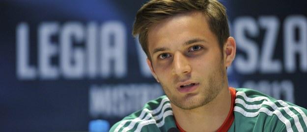 Bartosz Bereszyński: Wierzę w naszą dobrą grę w Lidze Mistrzów