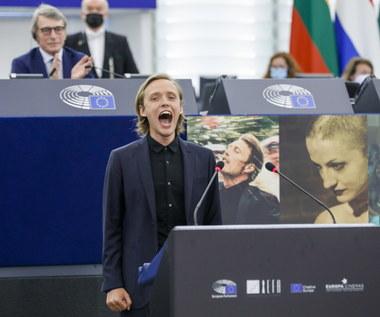 Bartosz Bielenia w Parlamencie Europejskim: Krzyk w obronie Białorusi