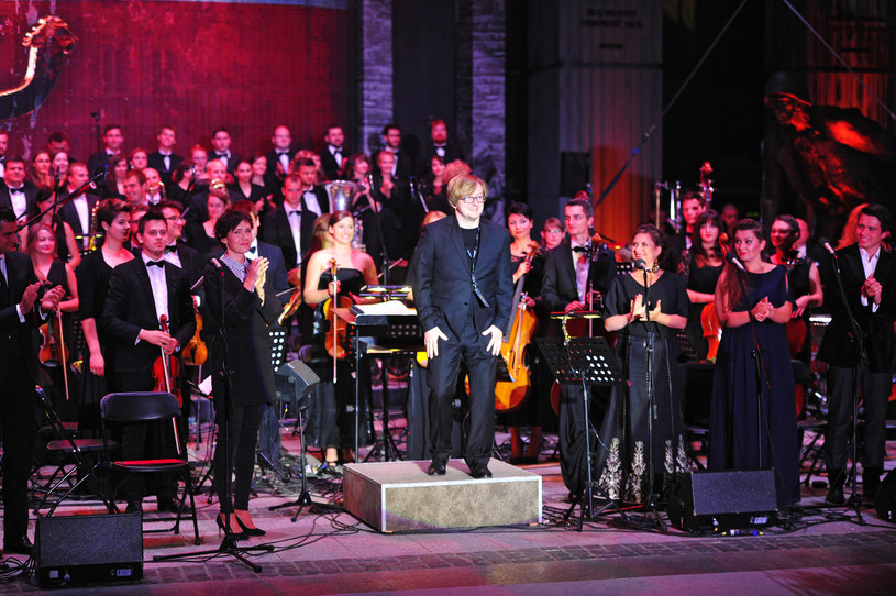 "Bartosz Chajdecki na koncercie ""Czas Honoru"" - sierpień 2015 /AKPA"