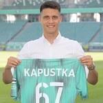 Bartosz Kapustka został piłkarzem Legii Warszawa