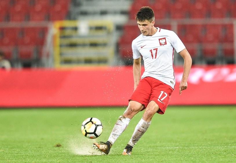 Bartosz Kapustka został powołany do młodzieżowej reprezentacji /Paweł Skraba /East News