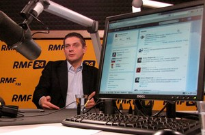 Bartosz Kownacki /Olga Wasielewska/ RMF FM /RMF FM