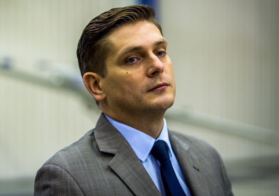 Bartosz Kownacki /Tytus Żmijewski /PAP