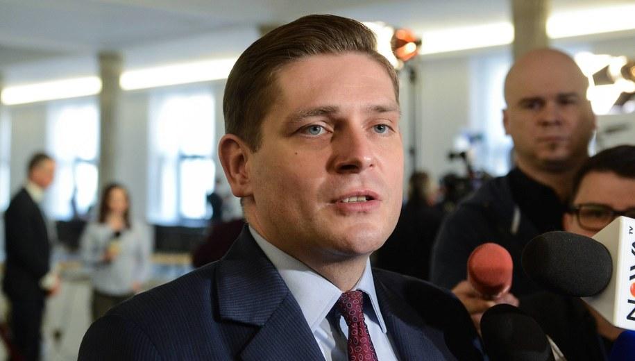 Bartosz Kownacki / Jakub Kamiński    /PAP
