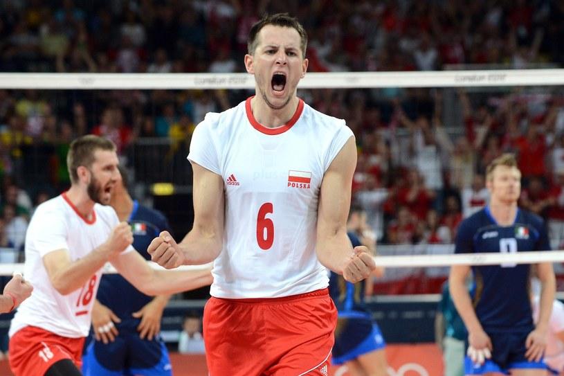 Bartosz Kurek, siatkarz reprezentacji Polski /AFP