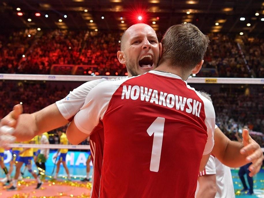 Bartosz Kurek został Najlepszym Siatkarzem Europu 2018 /PZPS /
