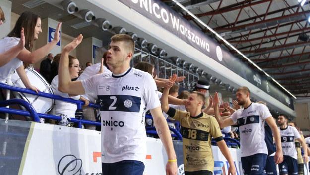 Bartosz Kwolek jest pewien, że transfery Bartosza Kurka i Nikołaja Penczewa wyjdą ONICO na dobre /PZPS /