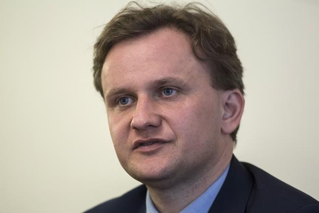 Bartosz Marczuk, wiceminister rodziny. Fot. Marian Zubrzycki /FORUM