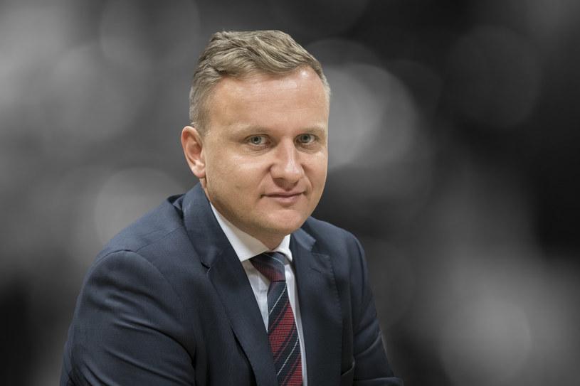 Bartosz Marczuk, wiceprezes PFR /Ewa Mielczarek /Getty Images