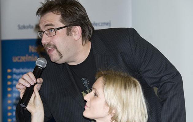 Bartosz Węglarczyk, Małgorzata Ohme, fot. VIPHOTO  /East News