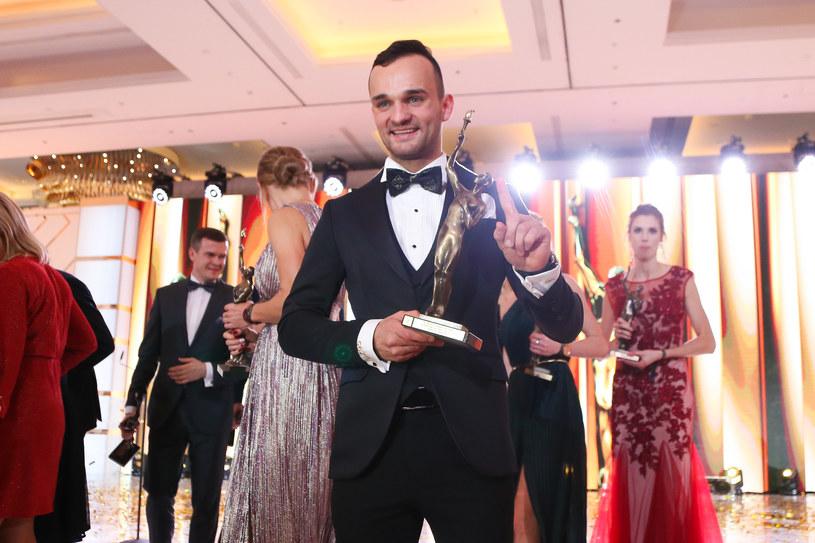 Bartosz Zmarzlik na Balu Sportowca Roku /Adam Starszyński /Newspix