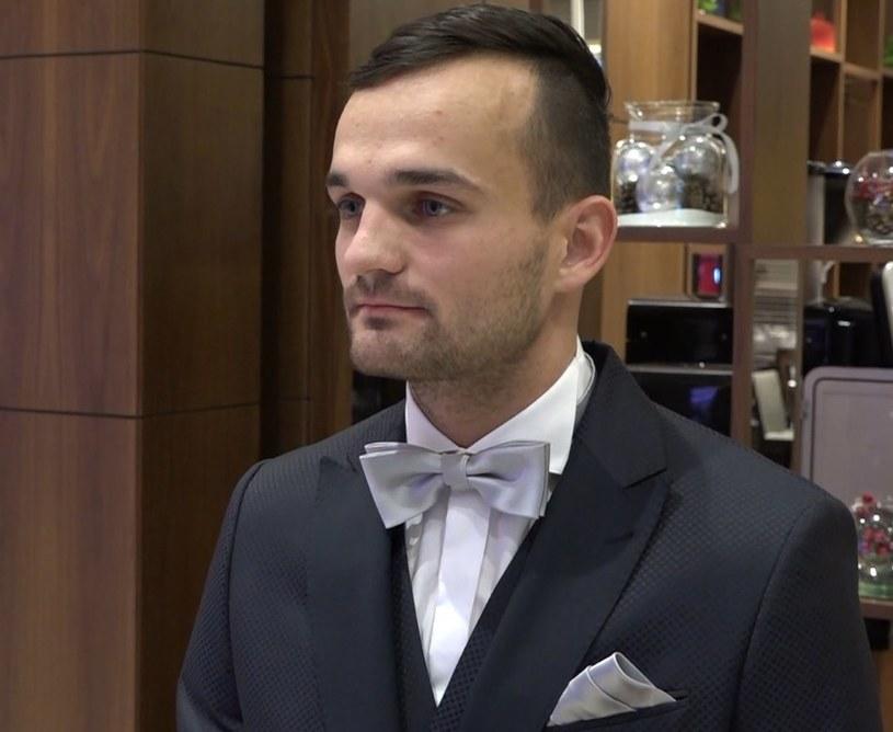 Bartosz Zmarzlik /INTERIA.PL