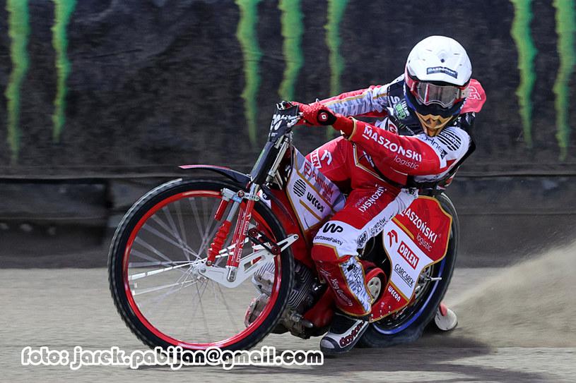 Bartosz Zmarzlik /Jarosław Pabijan /Flipper Jarosław Pabijan