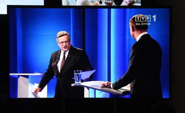 Barwy kampanii: Kto więcej zyskał na debacie