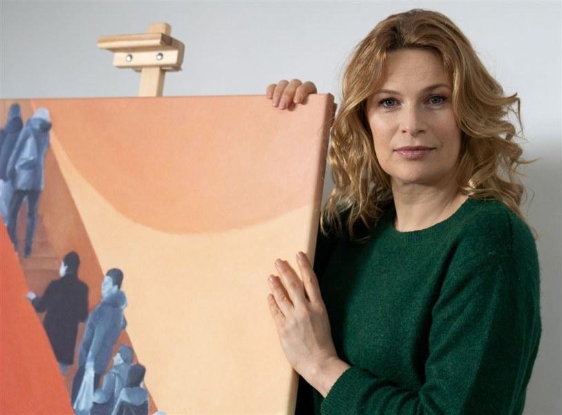 """""""Barwy szczęścia"""": Agnieszka Warchulska /Agencja W. Impact"""