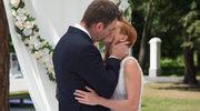"""""""Barwy szczęścia"""": Byliśmy na ślubie Marty i Artura! Zobaczcie zdjęcia!"""
