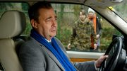 """""""Barwy szczęścia"""": Jacek Rozenek wrócił na plan serialu. Mamy zdjęcia!"""