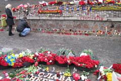 Barykady w kwiatach