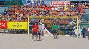 Baseball, lekka atletyka i piłka plażowa