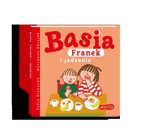 Basia, Franek i jedzenie /INTERIA.PL/materiały prasowe
