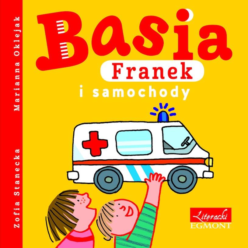 Basia, Franek i samochody, Zofia Stanecka /INTERIA.PL/materiały prasowe