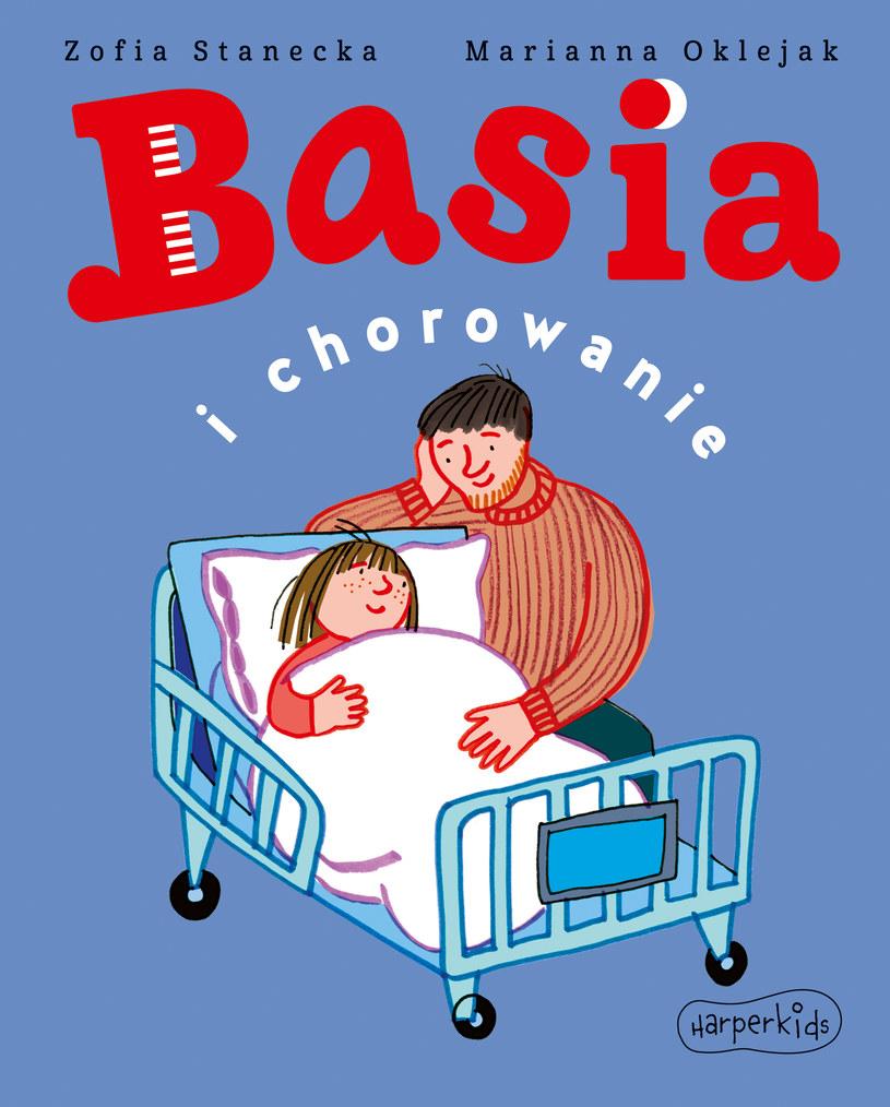 Basia i chorowanie /INTERIA.PL/materiały prasowe