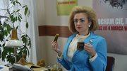 """Basia Kurdej-Szatan jako sekretarka z PRL-u? Tak TVP promuje """"Kocham cię, Polsko"""""""