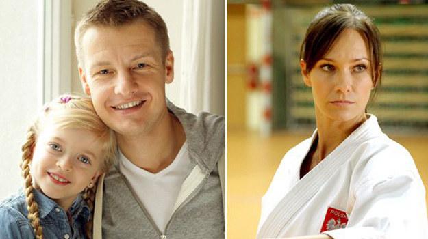 """Basia obawia się, że """"panna karate"""" chce rozbić jej rodzinę! /MTL Maxfilm"""