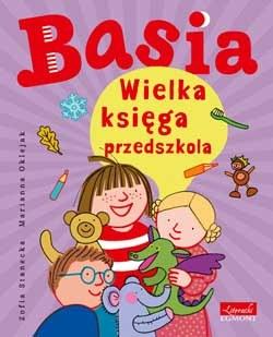 Basia. Wielka księga przedszkola, Zofia Stanecka /INTERIA.PL/materiały prasowe