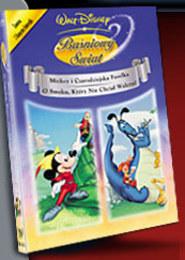 Baśniowy Świat 6: O smoku, który nie chciał walczyć/Mickey i czarodziejska fasolka