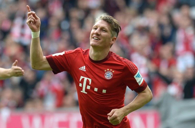 Bastian Schweinsteiger, gwiazda Bayernu Monachium /AFP