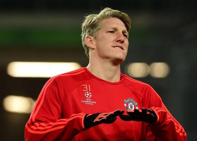Bastian Schweinsteiger może żałować, że w 2015 roku zdecydował się dołączyć do Manchesteru United /AFP