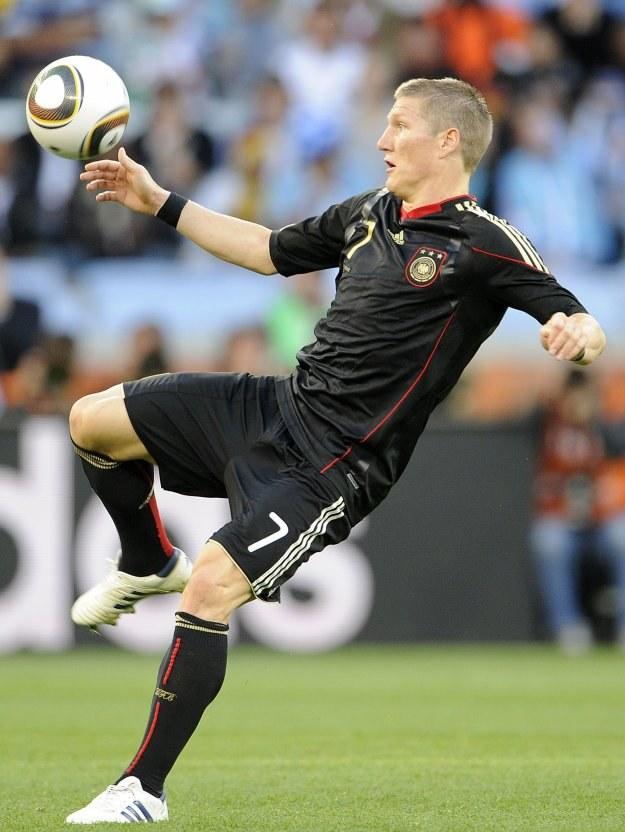 Bastian Schweinsteiger rozgrywa w RPA życiowy turniej! /AFP