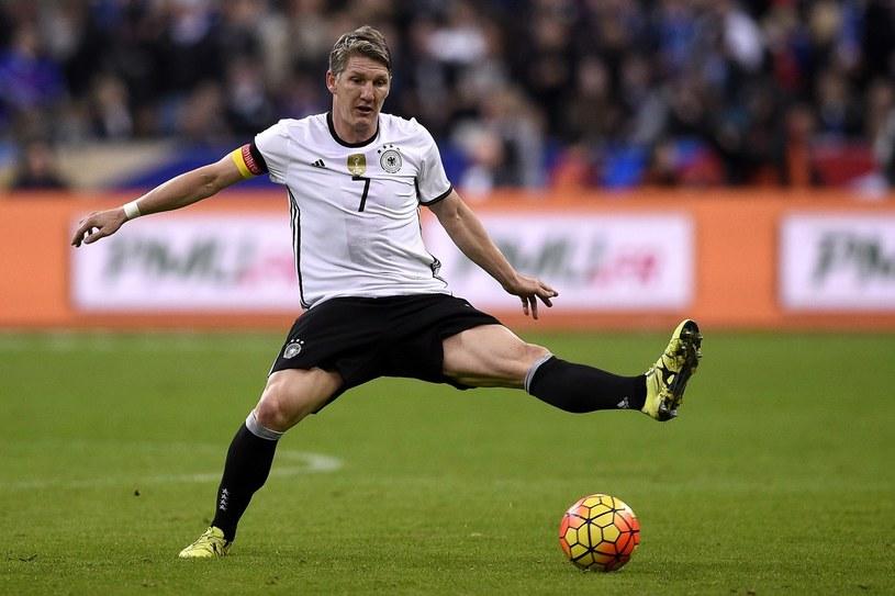 Bastian Schweinsteiger /AFP