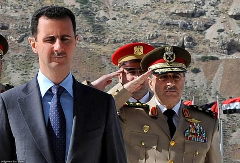 Baszar al-Asad /East News