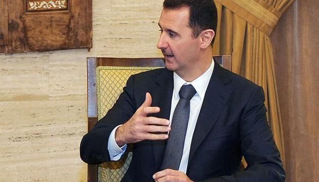 Baszar al-Assad we wrześniu 2012 /AFP