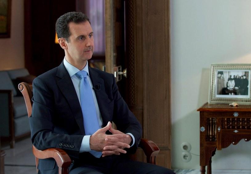 Baszar el-Asad /AFP