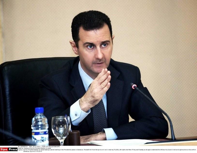 Baszar el-Asad /East News