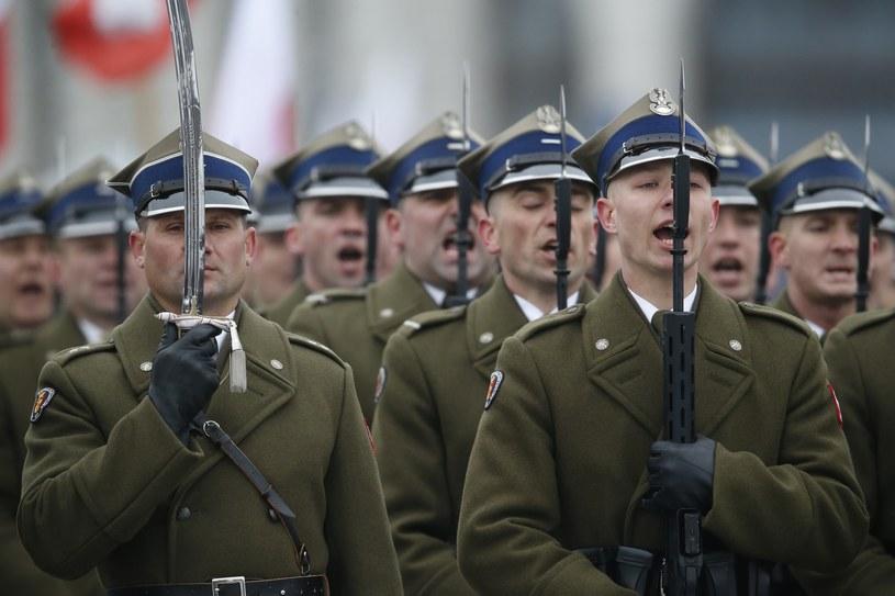 Batalion Reprezentacyjny Wojska Polskiego /Andrzej Iwanczuk/ /East News