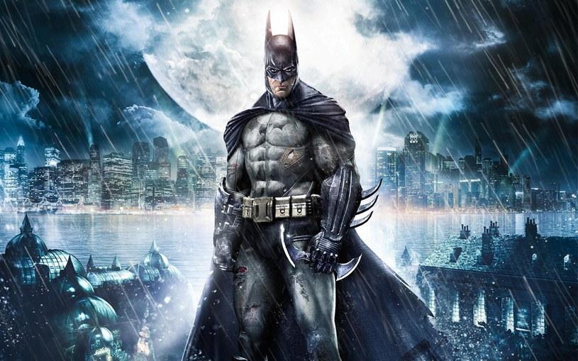 Batman: Arkham Asylum /materiały prasowe