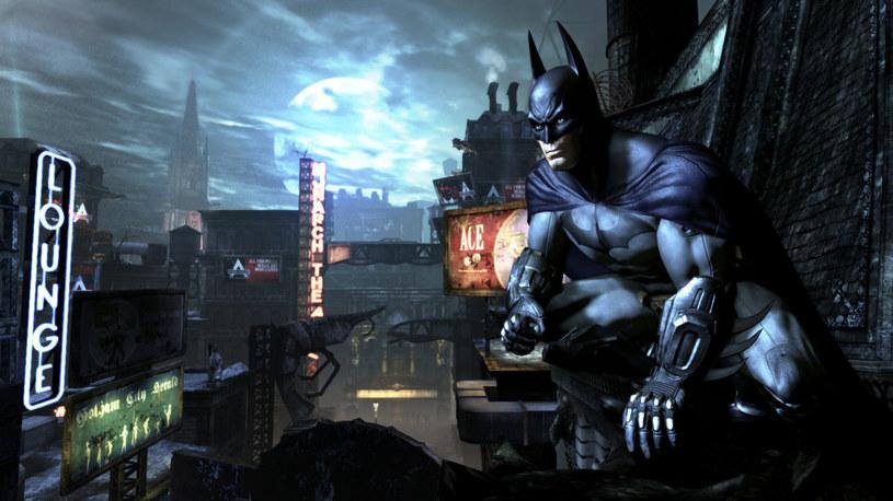 Batman: Arkham City /materiały prasowe