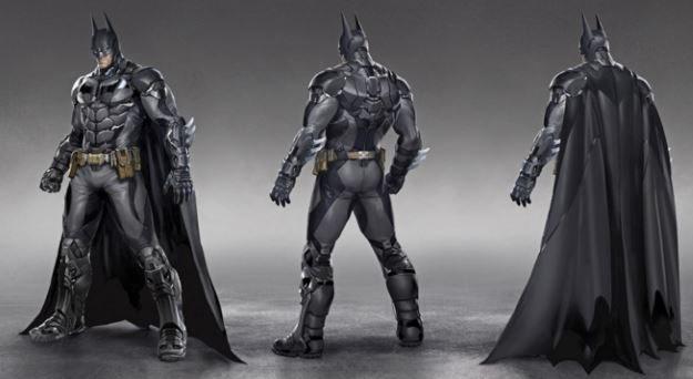 Batman: Arkham Knight /materiały prasowe
