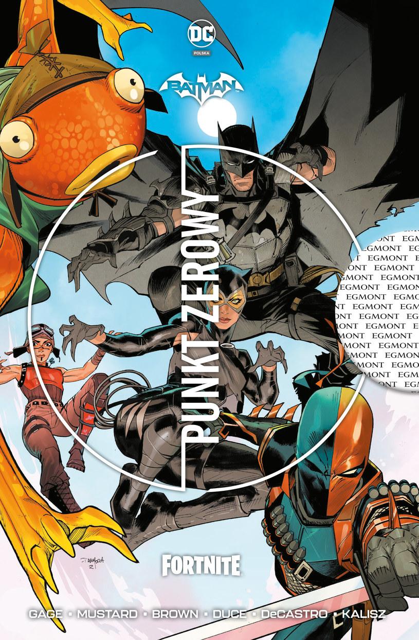 Batman/Fortnite: Punkt Zerowy /INTERIA.PL/materiały prasowe