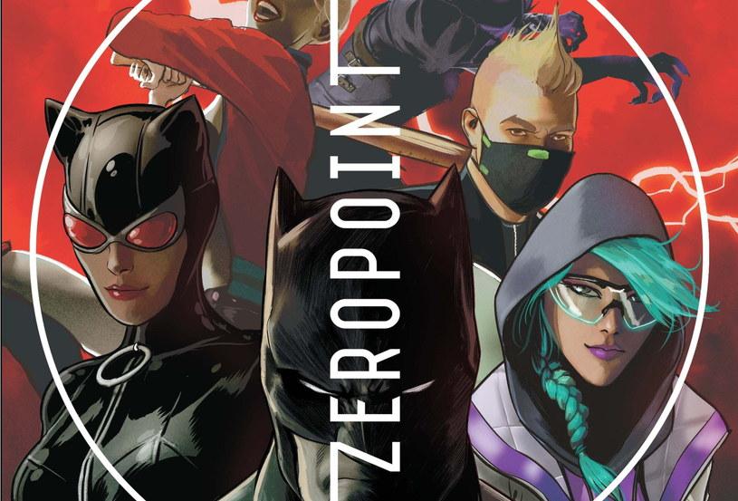 Batman/Fortnite: Zero Point /materiały prasowe