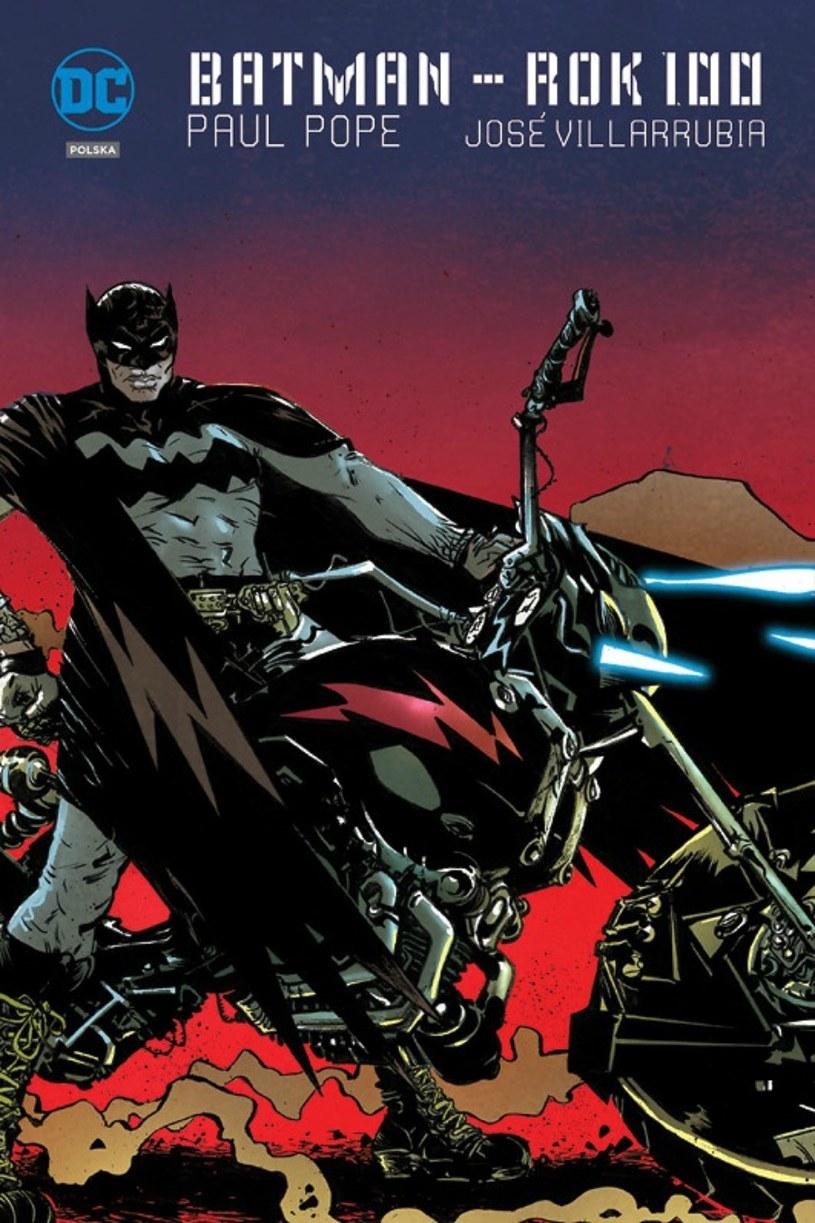 Batman - Rok setny /materiały prasowe