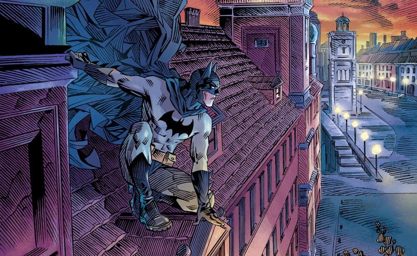 Batman: Świat /materiały prasowe